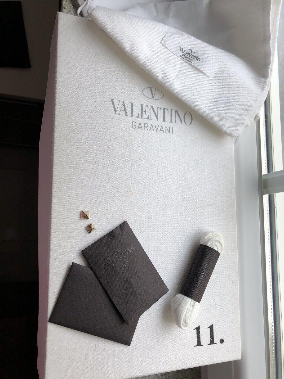 Original Valentino Box, Garavani Rockstud Box, Valentino Dustbag, Cards, Schuhelaces Etc. bf639e