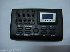 REGISTRATORE AUTOMATICO TELEFONICO audio digitale su scheda SD (non inclusa) SPY