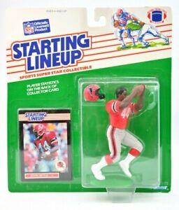 NEW NOS 1989 Kenner NFL Starting Lineup John Settle Atlanta Falcons Vintage I
