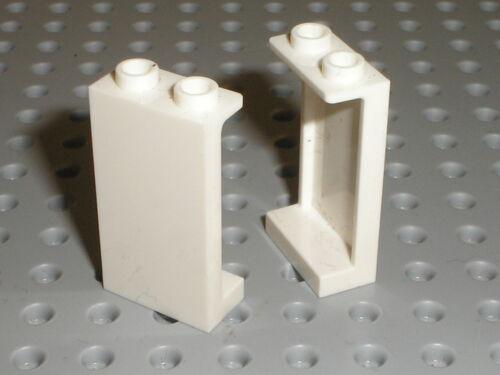 2 x LEGO White Panels 87544 set 10214 4997 41100 10231 41067 41109 7679 41095