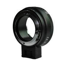 Pro Nikon AI F Lens To Sony NEX E Adapter NEX3 NEX5 NEX6 NEX7 NEX 5N 5T C3 5R