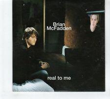 (GP720) Brian McFadden, Real to me - 2004 DJ CD