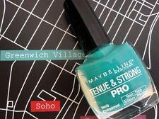 N° 605 Hyper jade TENUE & STRONG PRO de Gemey Maybelline Vernis à Ongles