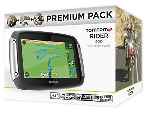 tomtom rider 400 premium packung motorrad gps navi. Black Bedroom Furniture Sets. Home Design Ideas