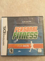 Personal Fitness For Men (nintendo Ds, 2010) Ds