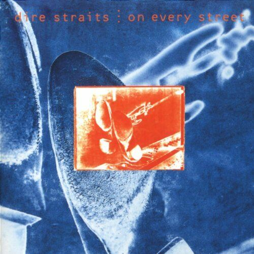 1 of 1 - Dire Straits - On Every Street - Dire Straits CD L5VG The Cheap Fast Free Post