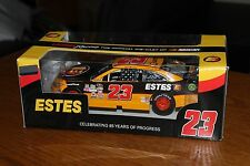 Jeb Burton #23 Estes express lines Camry 1:24 Lionel NASCAR Racing Car trucking