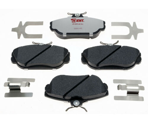 Disc Brake Pad Set-Element3; Hybrid Technology Front Raybestos EHT601H