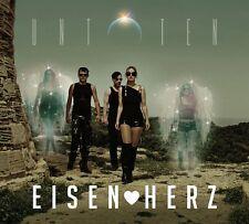 UNTOTEN Eisenherz LIMITED CD Digipack 2012