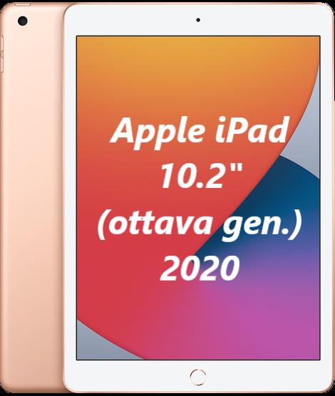 iPad: Apple iPad 2020 128GB Wi-Fi 10.2″ MYLF2TY/A NUOVO ITALIA Tablet Gold 8gen.
