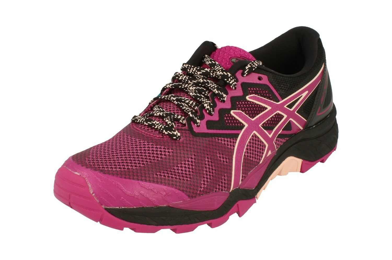 Asics Gel-Fujitrabuco 6 Womens Running Trainers T7E9N Sneakers shoes 3217