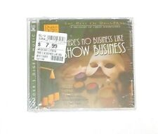 THERE'S NO BUSINESS LIKE SHOW BUSINESS: THE BEST OF BROADWAY BY VARIOUS CD, NEW