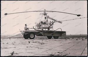 Foto-AK-Helikopter-N-H-I-3-Kolibrie-Niederlande-Hubschrauber