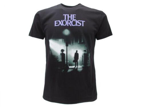T-Shirt Original The Exorcist L/'Exorciste Horreur Officiel Affiche Film