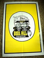 1969 Boot Hill, Terrence Hill Bud Spencer Trinity 1-Sheet Movie Poster 27 X 41