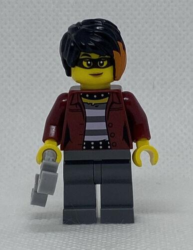 NEW LEGO Daisy Kaboom Police Crook Criminal City 60268 Minifigure Mini Figure