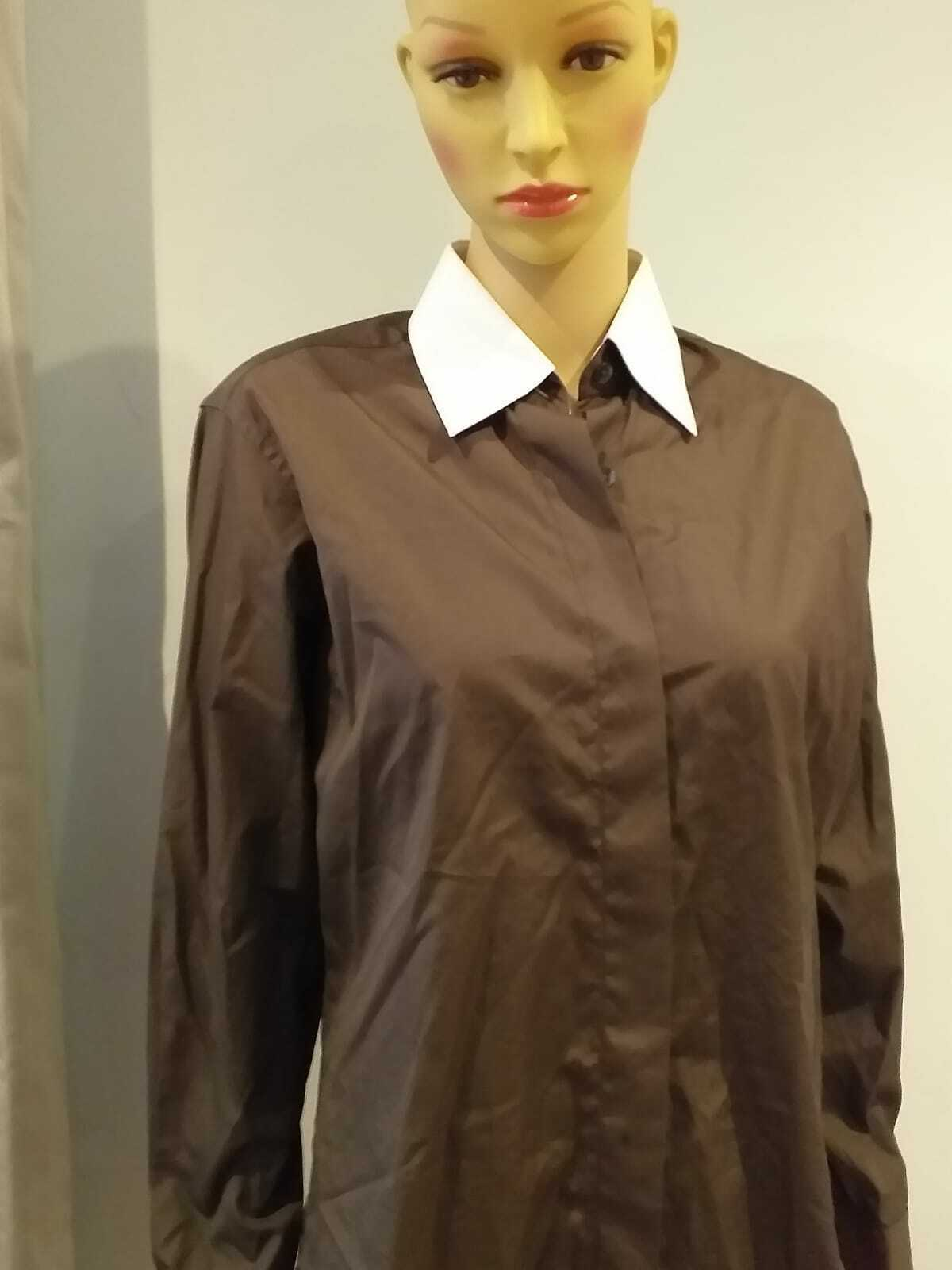 HERMES Stunning  ladies  Blouse Shirt