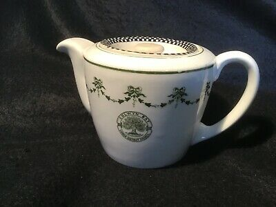 Colwyn Bay Urban District Council One Cup China Teapot Ebay