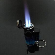 Triple Torch Jet Flame Refillable Butane Gas Cigar Cigarette Lighter Windproof