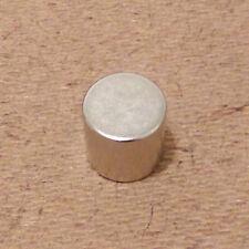 N52 Neodymium Cylindrical (1/2 x 1/2) inch Cylinder/Disc Magnets.