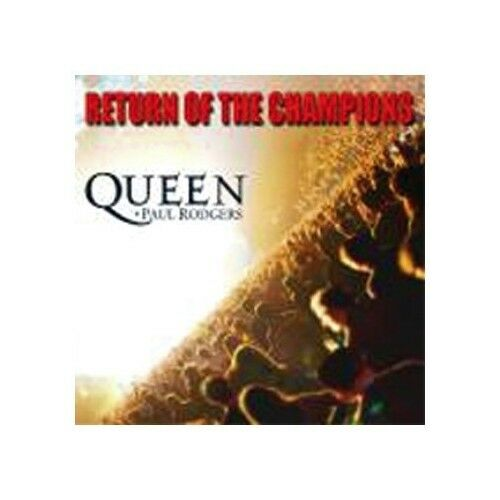 Queen and Paul Rodgers - Live - Return Of Th... - Queen and Paul Rodgers CD YMVG