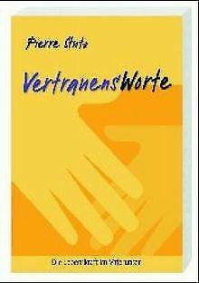 VertrauensWorte. Die Lebenskraft im Vaterunser von ... | Buch | Zustand sehr gut