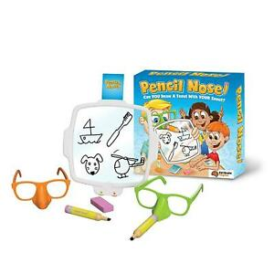 Pencil Nose Family Game Ideal Funny Familly Game Kids vs Parents