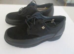 Shoes Shoes Comfort Lace 7 Comfort Black By Ladies Actiflex Up Schein gxwF6gI