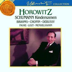 Schumann-Kinderszenen-Brahms-Chopin-Debussy-Horowitz-CD