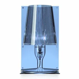 Take, Lampe abat jour blau, Kunststoff, Kartell   eBay