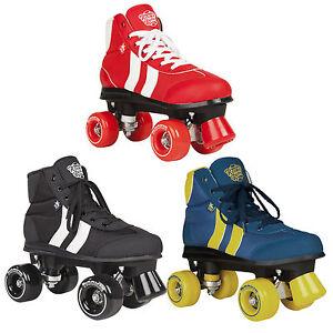 Rookie-Retro-Rollerskates-Damen-Rollerskates-Scooter-Skates