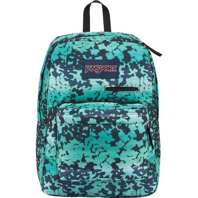 8c1a7dff187f JanSport Digibreak Laptop Backpack Floral Shadow Js00t50f