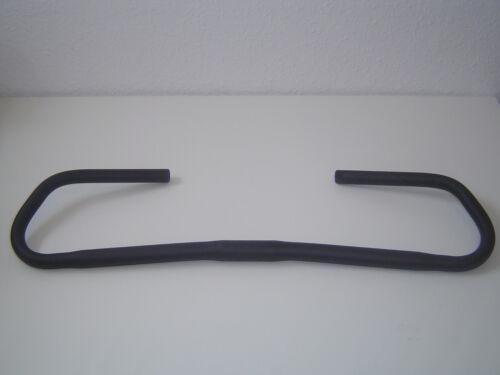 Black Comp alu guidon hb-400 58 cm 25,4 mm Noir NEUF