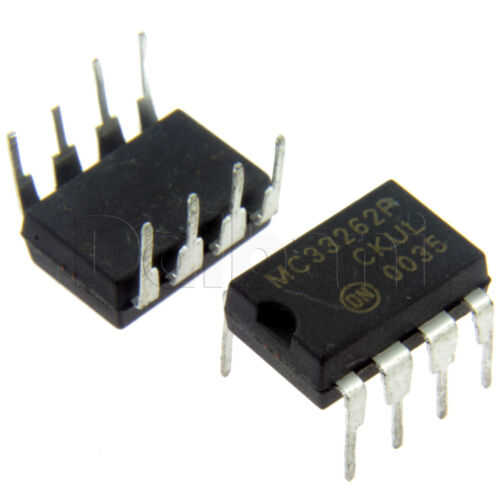 MC33262P Original Pulled On previously Motorola Integrated Circuit