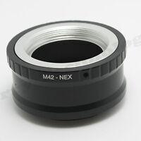 M42 Screw Lens to SONY E NEX Adapter NEX-7 NEX-5N NEX-3C NEX-5 NEX-3 NEX-VG10