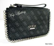 Guess  Handbag Purse Wallet  Wristlet Evening Hand Shoulder tote Bag coin  NWT