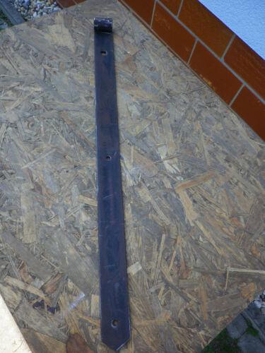 Türband Ladenband Stahl 77 cm 5 cm breit für Dorn 16 gebraucht W1092