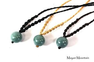1-PERFECTLY-ROUND-MIRROR-POLISHED-GUATEMALAN-034-PRINCESSA-BLUE-034-JADEITE-NECKLACE