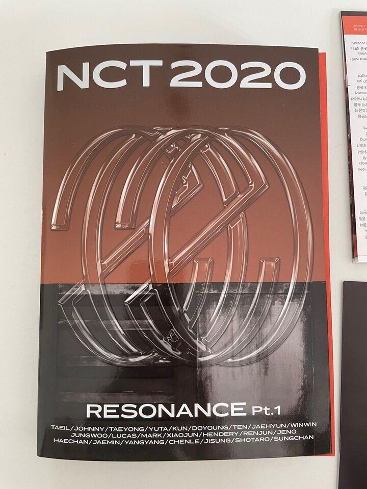 NCT: Resonance, andet