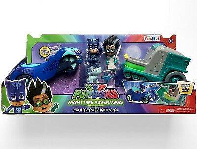 Multicolor New Free Shipping PJ Masks Vehicles Romeo