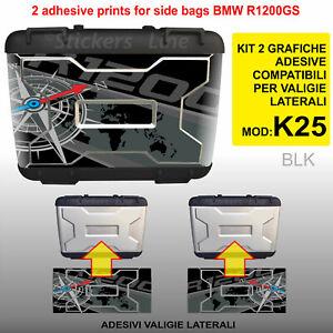 2-adesivi-valigie-BMW-R1200GS-K25-bussola-planisfero-borse-fino-al-2012-BLK