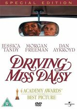 Driving Miss Daisy [DVD] Jessica Tandy, Morgan Freeman, Bruce Beresford NEW