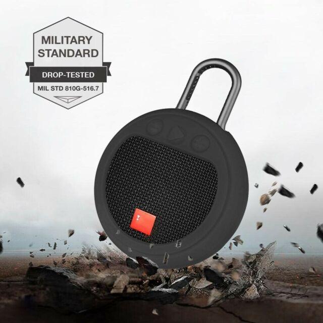 JBL Clip 3 Portable Waterproof Wireless Bluetooth Speaker Case Cover