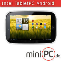 "INTEL 7"" Zoll Tablet PC Android (Touchscreen, 2x Kamera, WLAN, 8GB)"