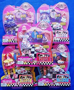 KUU KUU HARAJUJU doll fashion pack clothes accessories charms Mattel