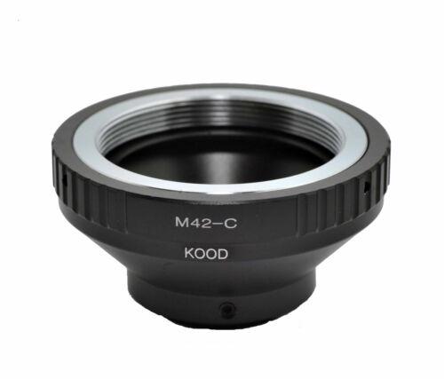 Kood C Monte A M42 lente adaptador