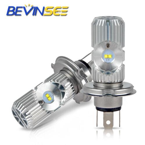 For Arctic Cat Proclimb XF800 XF1100 2012-2013 Headlight LED White 2000LM Bulbs