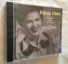 PATSY CLINE CD WALKIN' AFTER MIDNIGHT THE ORIGINAL SESSIONS VOL.1 80302-01144-2
