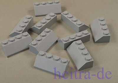 Spiked Flail Waffen silber Neu grau 2 Lego Morgensterne dunkelgrau