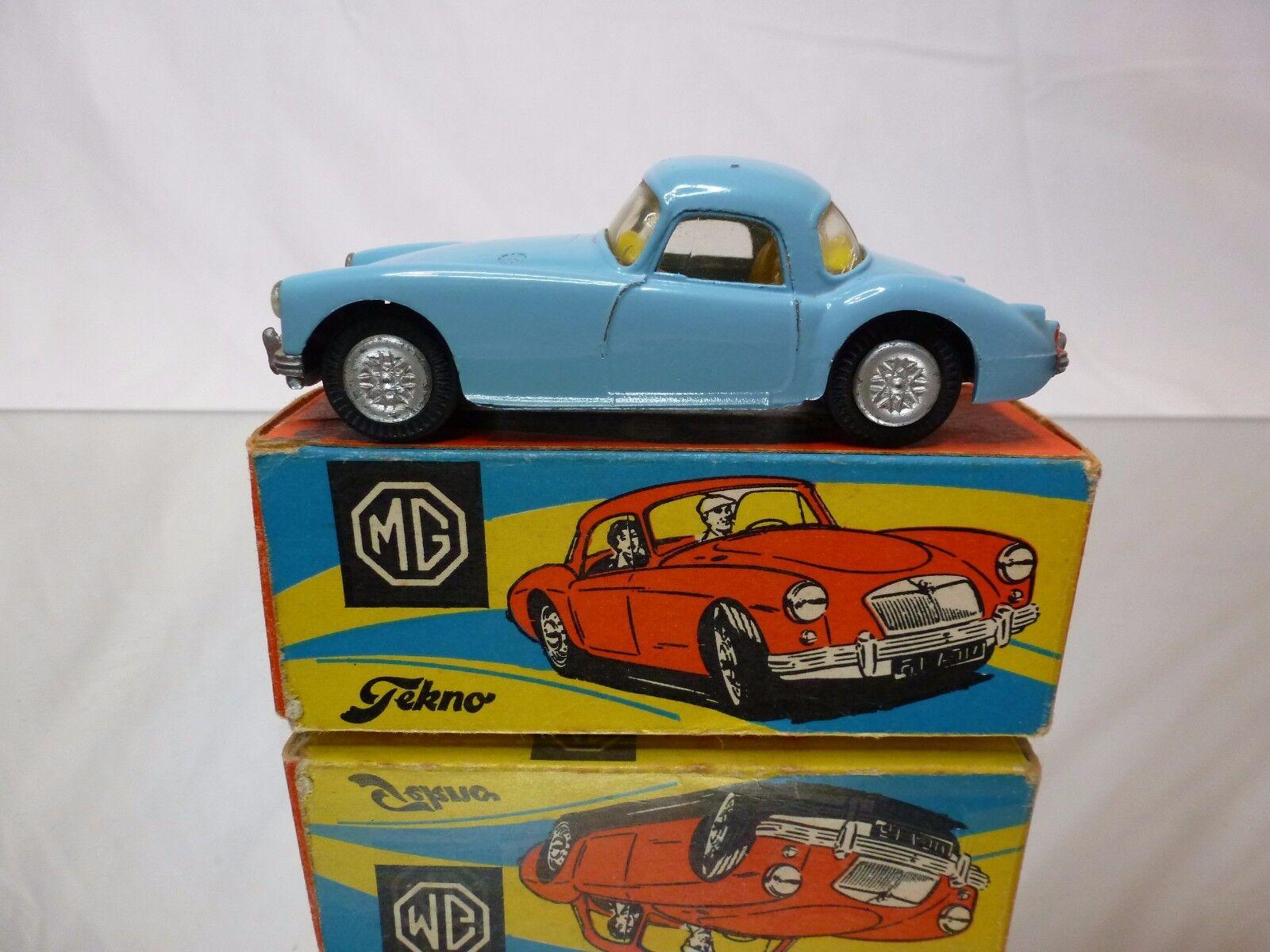 TEKNO DENMARK 824 MGA 1600 1600 1600 - PALE blueE 1 43 RARE - VERY GOOD CONDITION IN BOX 4848c1